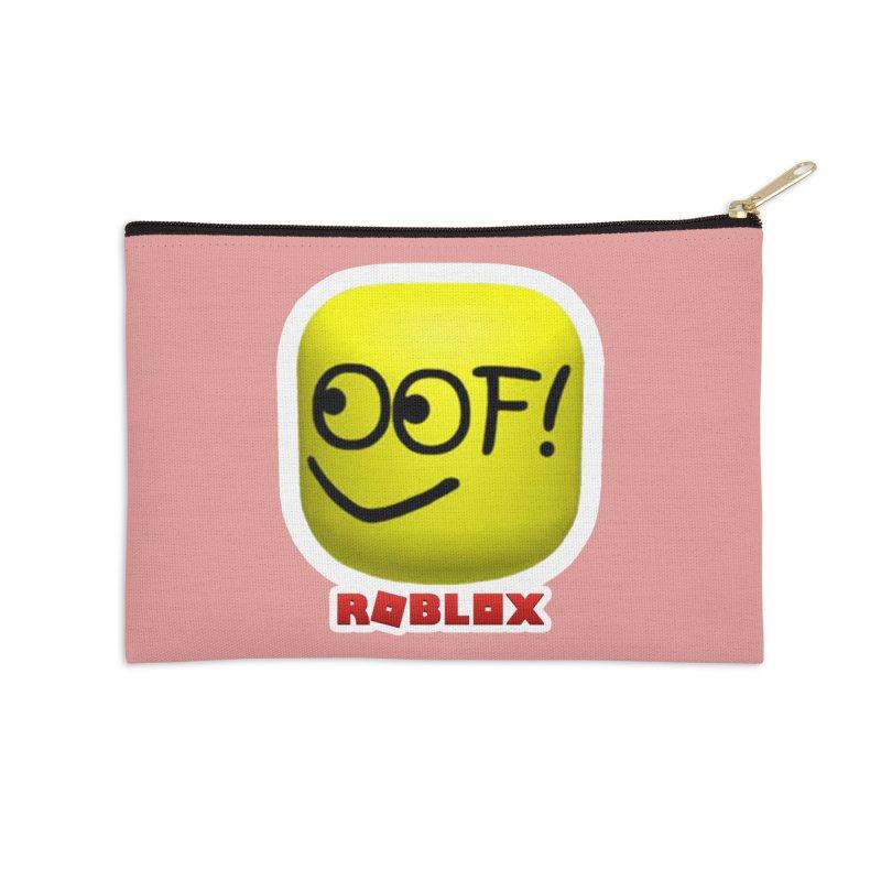 OOF! Accessories Zip Pouch by Turkeylegsray's Artist Shop
