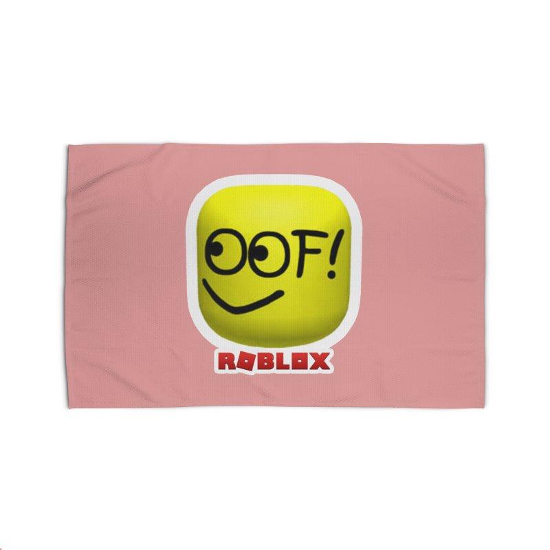 OOF! Home Rug by Turkeylegsray's Artist Shop