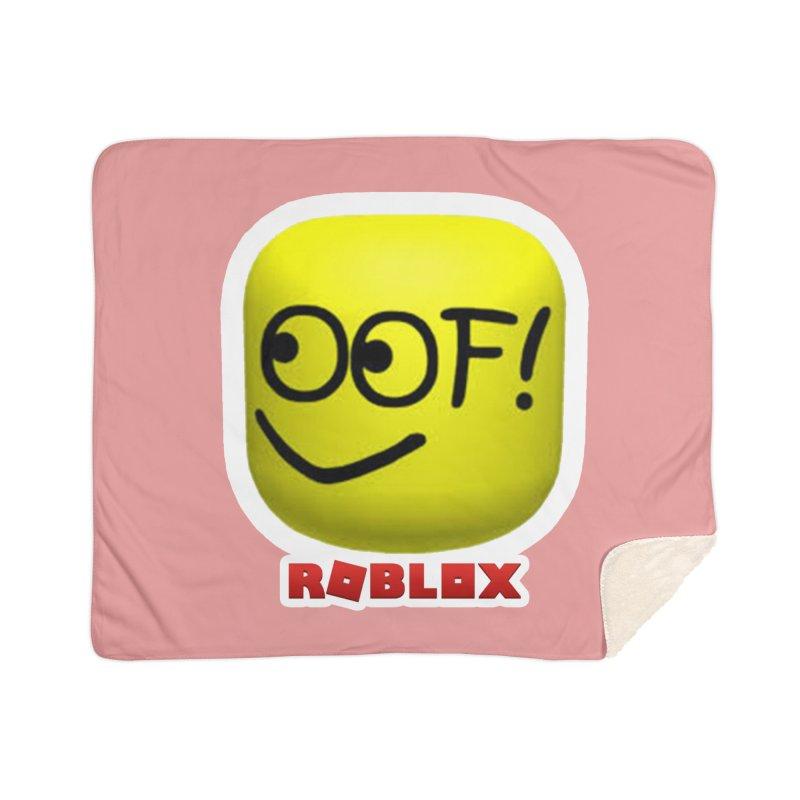 OOF! Home Blanket by Turkeylegsray's Artist Shop