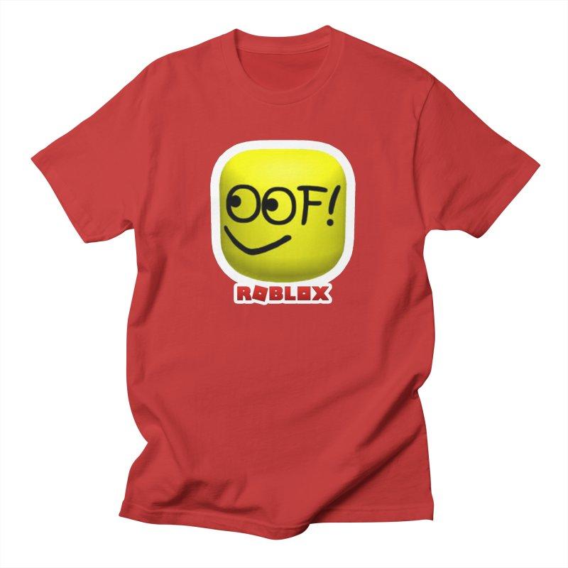 OOF! Men's T-Shirt by Turkeylegsray's Artist Shop