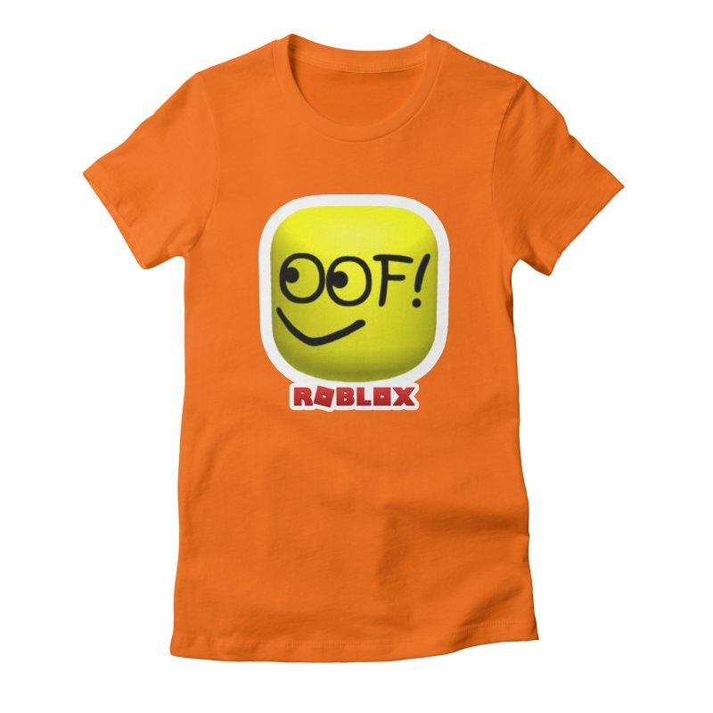 OOF! Women's T-Shirt by Turkeylegsray's Artist Shop