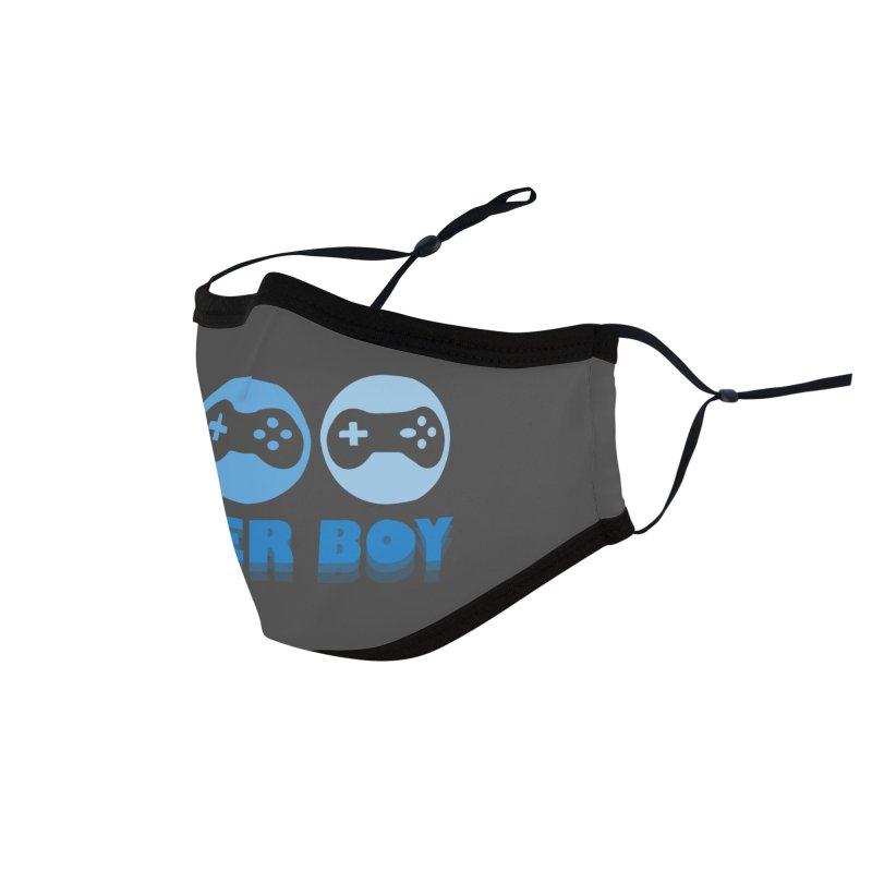 GAMER BOY Accessories Face Mask by Turkeylegsray's Artist Shop