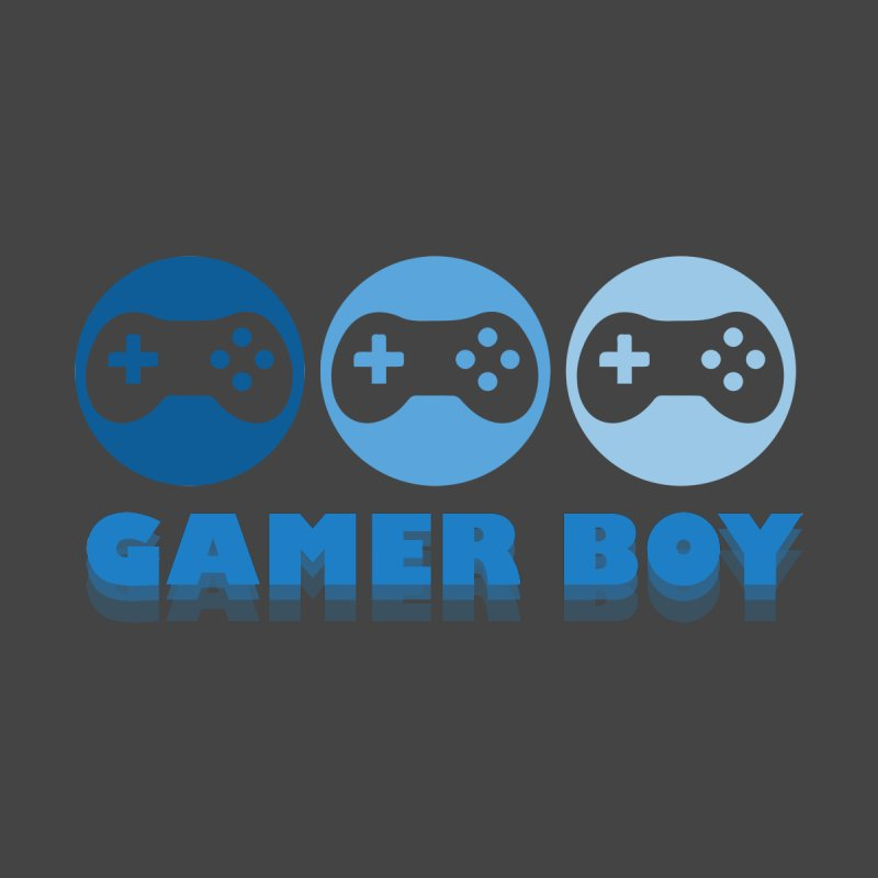 GAMER BOY Men's T-Shirt by Turkeylegsray's Artist Shop