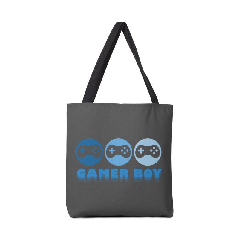 GAMER BOY Accessories Bag by Turkeylegsray's Artist Shop