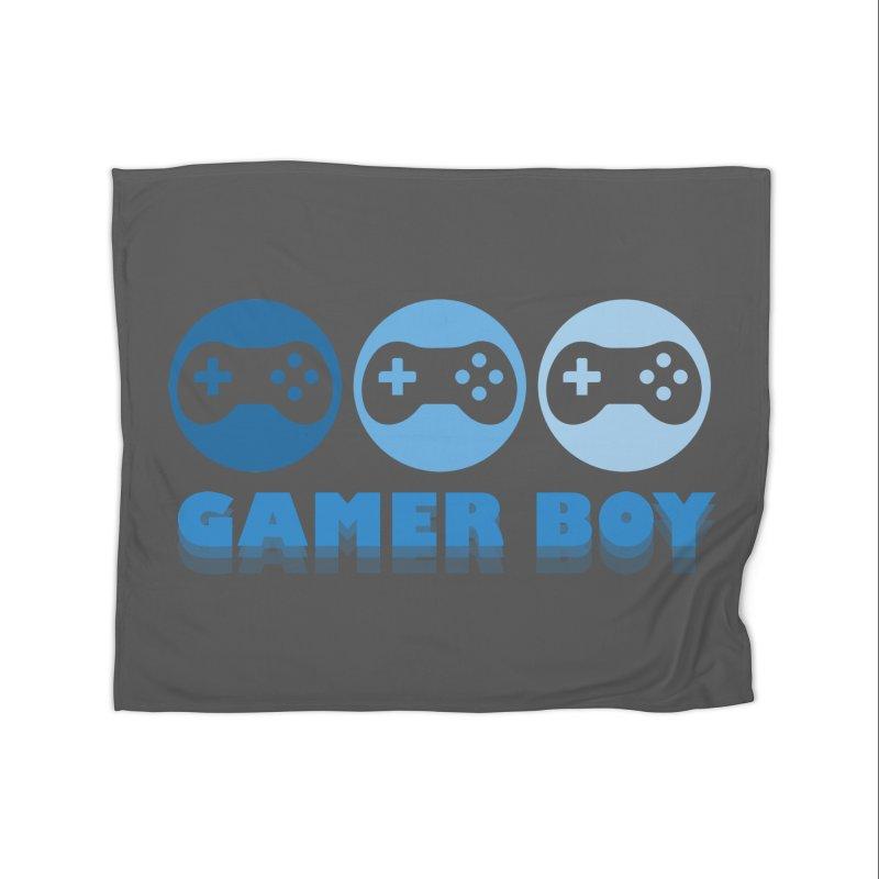 GAMER BOY Home Blanket by Turkeylegsray's Artist Shop