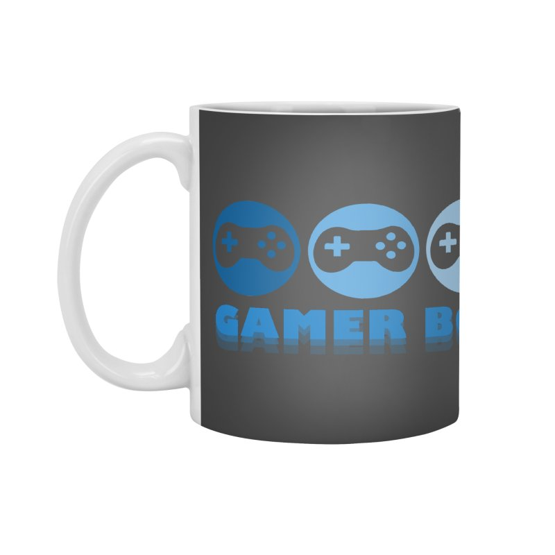 GAMER BOY Accessories Mug by Turkeylegsray's Artist Shop