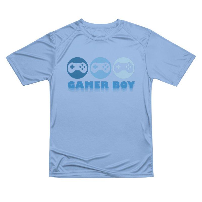 GAMER BOY Men's T-Shirt by Turkeylegsray's Artist Shop