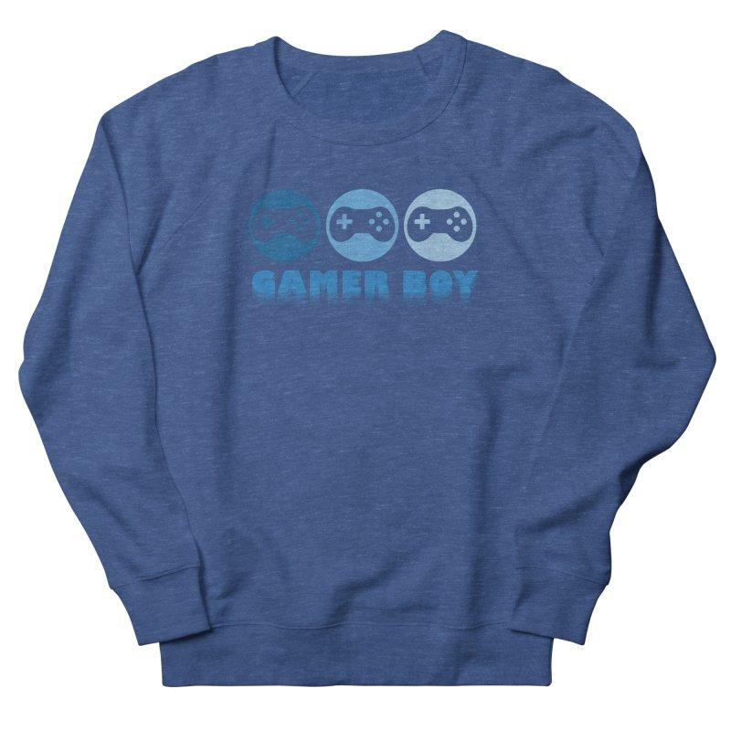 GAMER BOY Men's Sweatshirt by Turkeylegsray's Artist Shop
