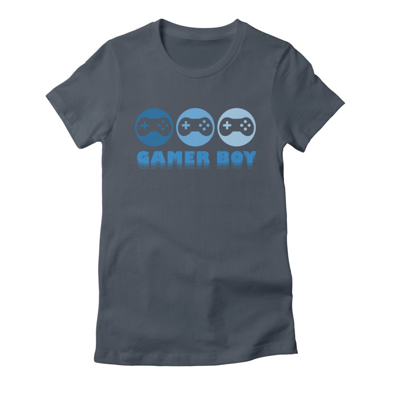 GAMER BOY Women's T-Shirt by Turkeylegsray's Artist Shop