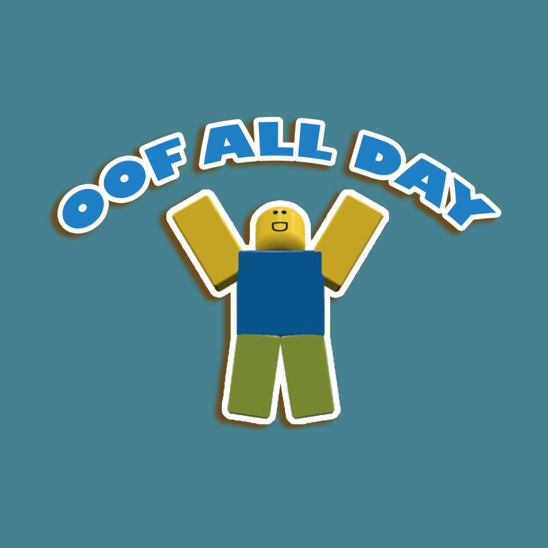 Oof All Day Men's T-Shirt by Turkeylegsray's Artist Shop