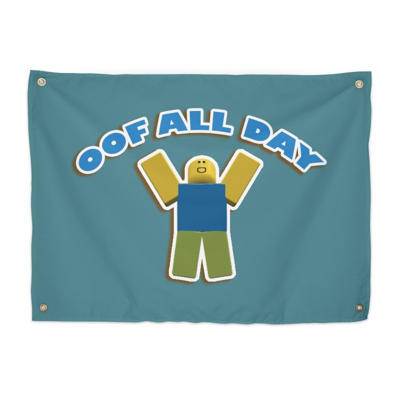 Oof All Day Home Tapestry by Turkeylegsray's Artist Shop