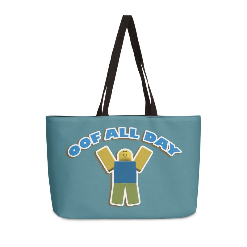 Oof All Day Accessories Bag by Turkeylegsray's Artist Shop