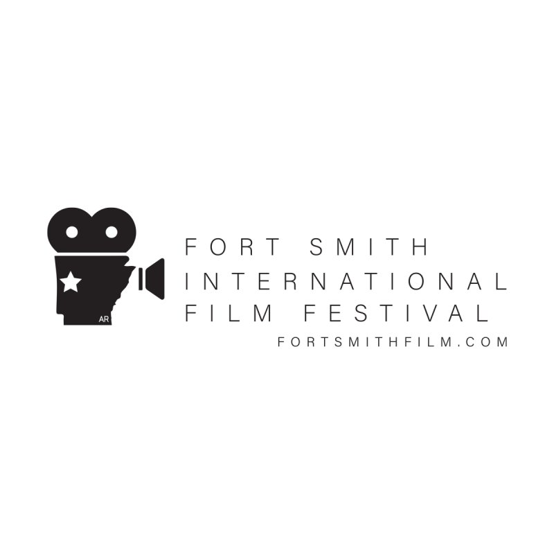 Fort Smith Film Fest (Black) Men's T-Shirt by Turkeylegsray's Artist Shop