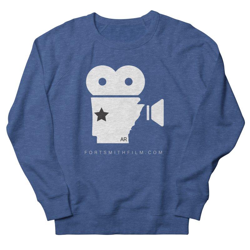 Fort Smith Film Fest Icon (White) Women's Sweatshirt by Turkeylegsray's Artist Shop