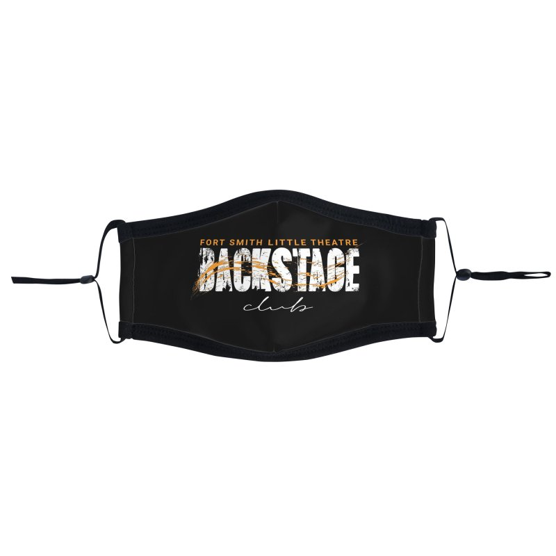 Backstage Accessories Face Mask by Turkeylegsray's Artist Shop