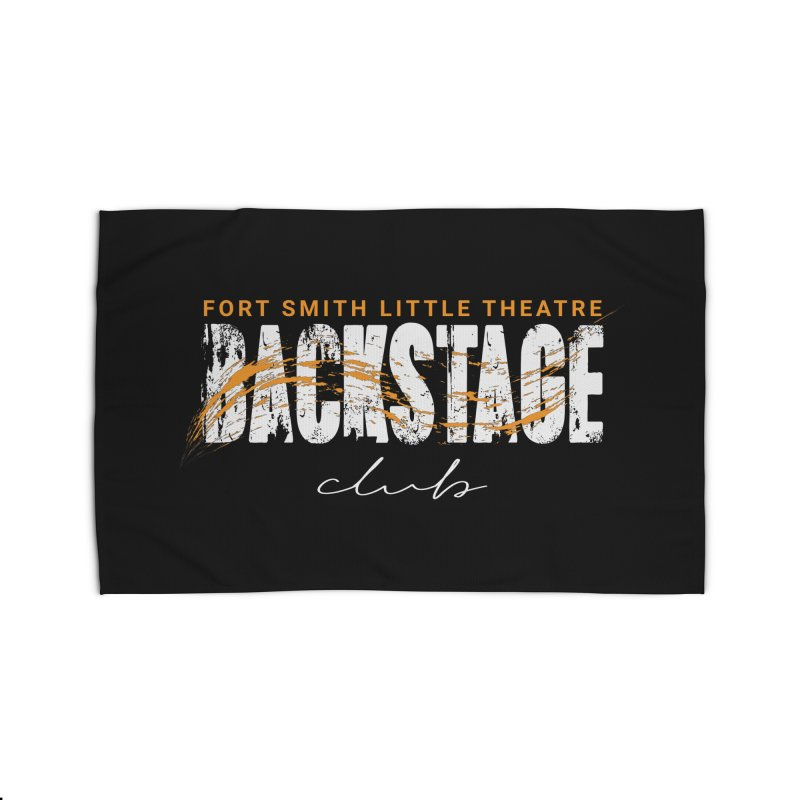 Backstage Home Rug by Turkeylegsray's Artist Shop
