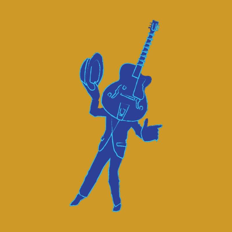 Guitar Man   by Turkeylegsray's Artist Shop