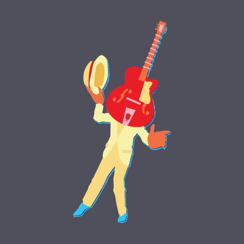 Guitar Man Dos by Turkeylegsray's Artist Shop