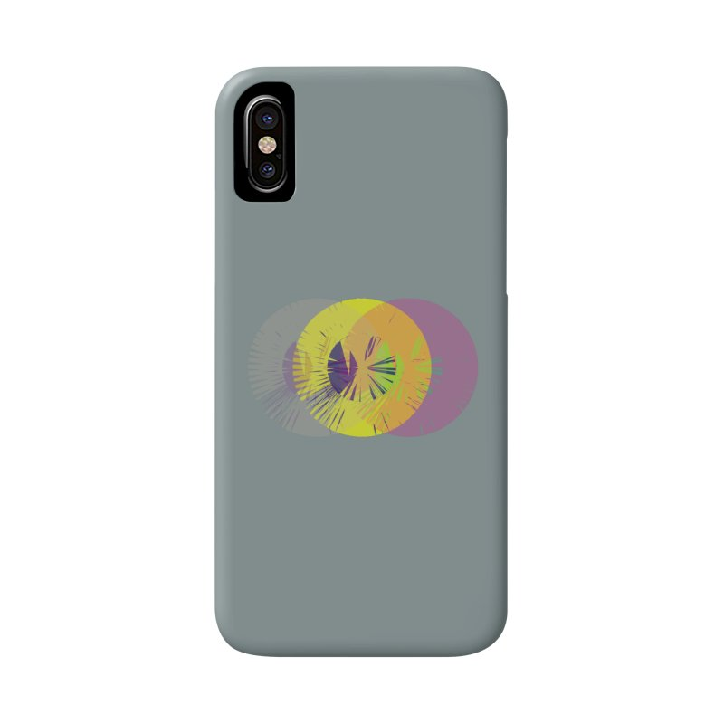 Fruit Circles  Accessories Phone Case by Turkeylegsray's Artist Shop