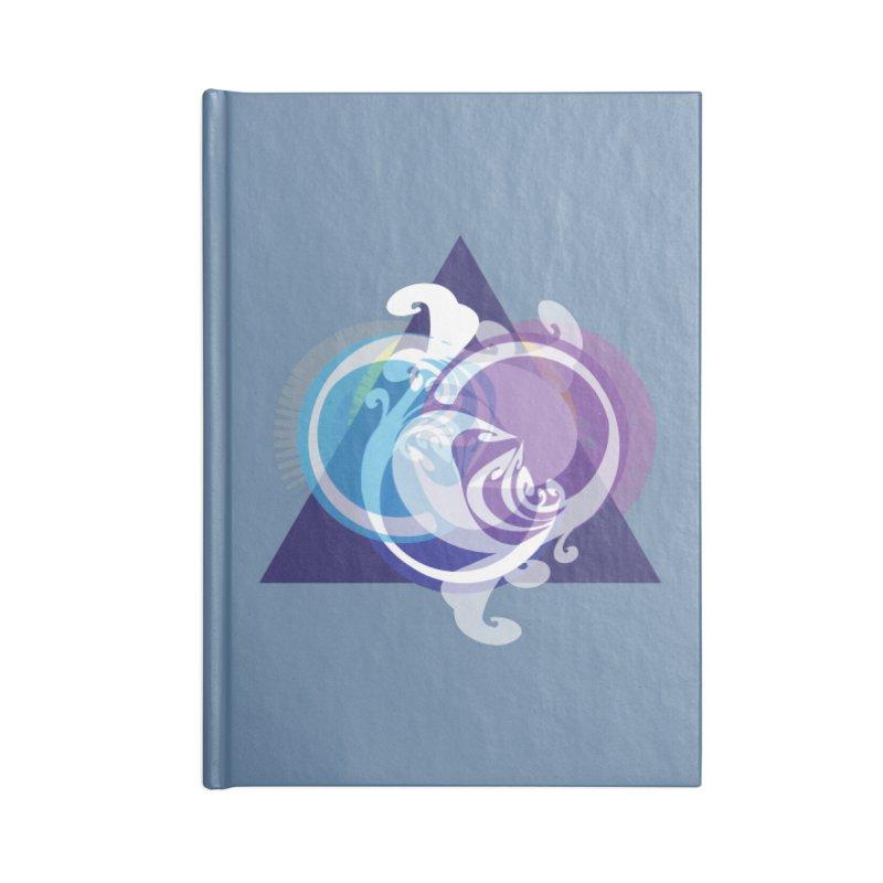 -TRIANGLE-  Accessories Notebook by Turkeylegsray's Artist Shop