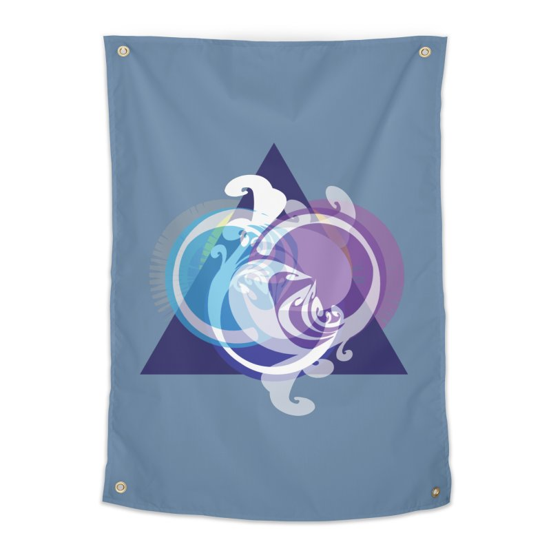 -TRIANGLE-  Home Tapestry by Turkeylegsray's Artist Shop