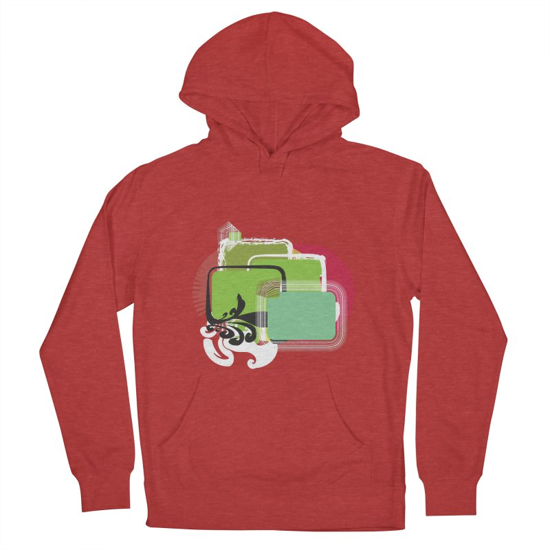 Squares+ Women's Pullover Hoody by Turkeylegsray's Artist Shop