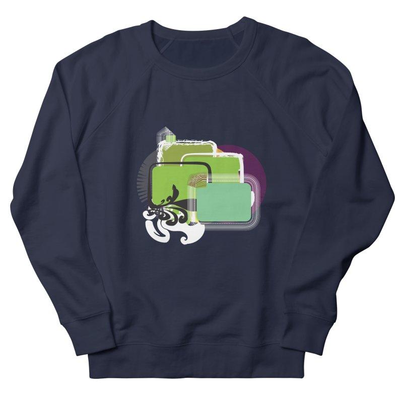 Squares+ Men's Sweatshirt by Turkeylegsray's Artist Shop