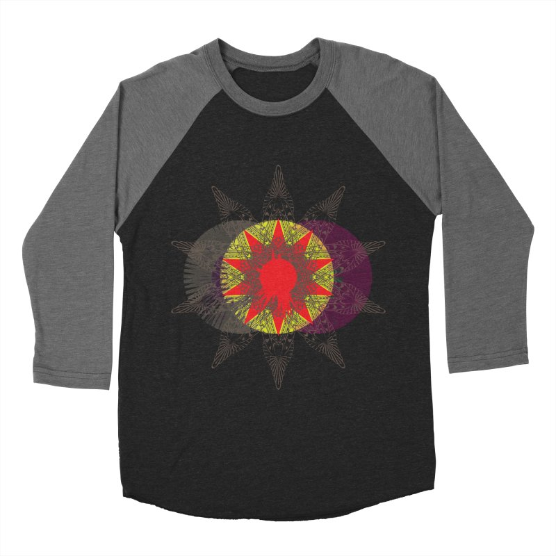 Star Blood* Women's Baseball Triblend T-Shirt by Turkeylegsray's Artist Shop