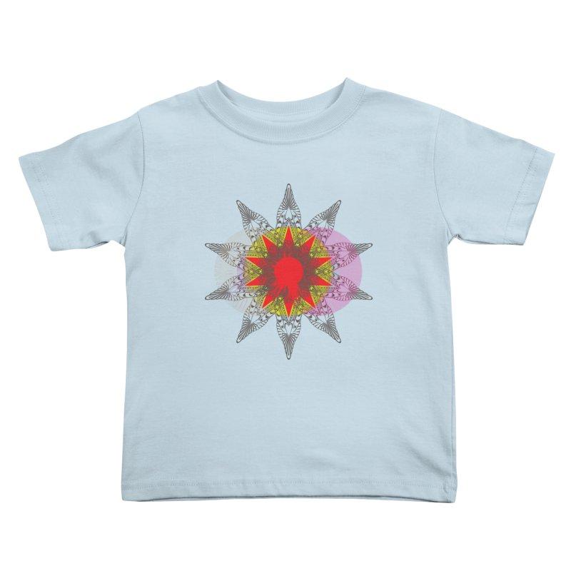 Star Blood* Kids Toddler T-Shirt by Turkeylegsray's Artist Shop
