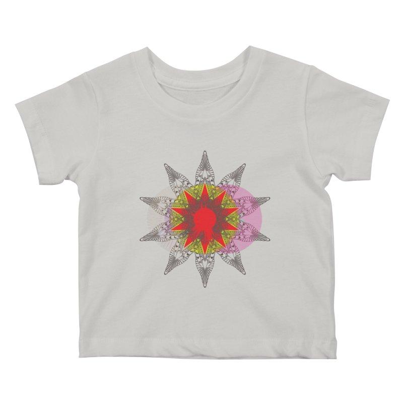 Star Blood* Kids Baby T-Shirt by Turkeylegsray's Artist Shop