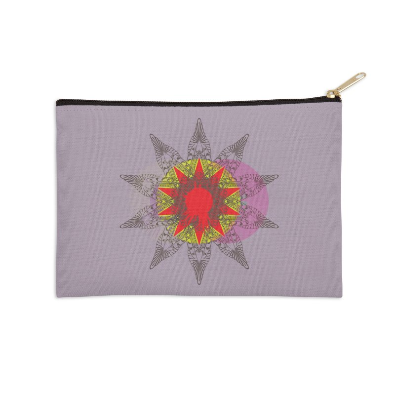 Star Blood* Accessories Zip Pouch by Turkeylegsray's Artist Shop