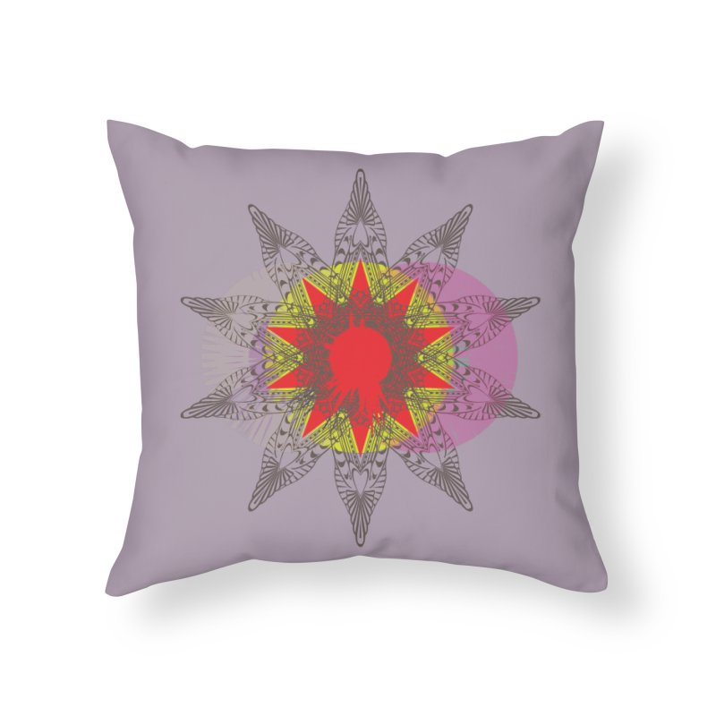 Star Blood* Home Throw Pillow by Turkeylegsray's Artist Shop
