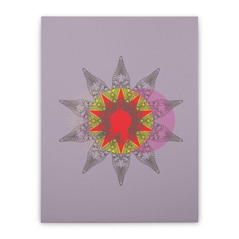 Star Blood* Home Stretched Canvas by Turkeylegsray's Artist Shop