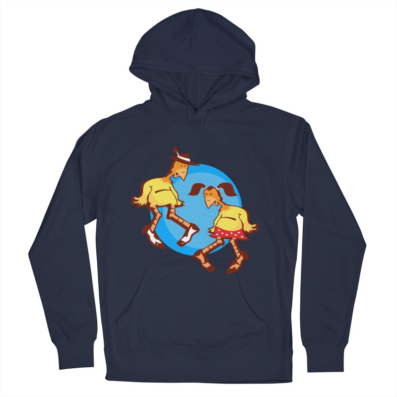 Dancing Chickens Women's Pullover Hoody by Turkeylegsray's Artist Shop