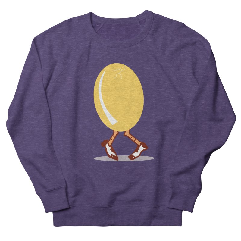 Dancing Egg Men's Sweatshirt by Turkeylegsray's Artist Shop