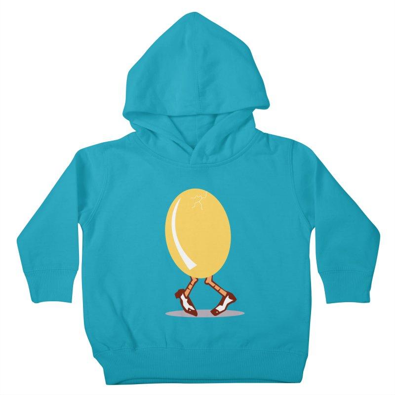Dancing Egg Kids Toddler Pullover Hoody by Turkeylegsray's Artist Shop