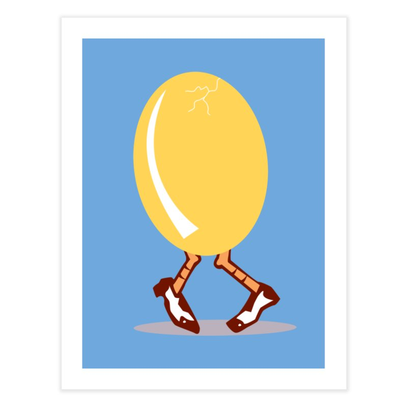 Dancing Egg   by Turkeylegsray's Artist Shop