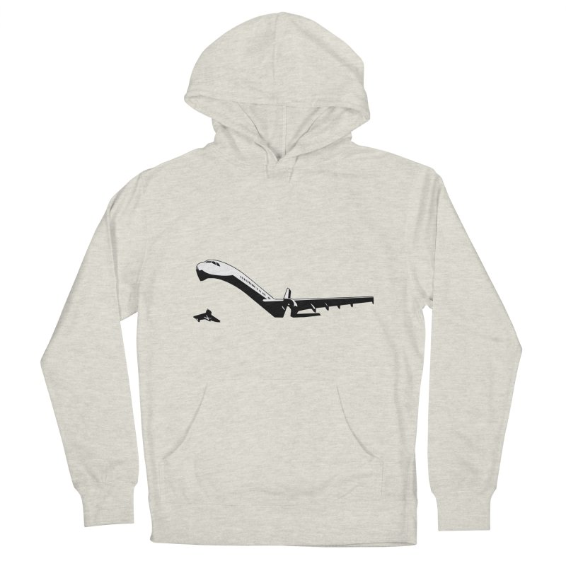Plane Men's Pullover Hoody by Turkeylegsray's Artist Shop