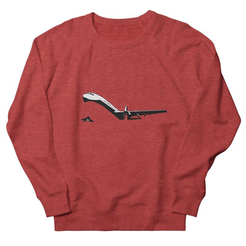 Plane Men's Sweatshirt by Turkeylegsray's Artist Shop