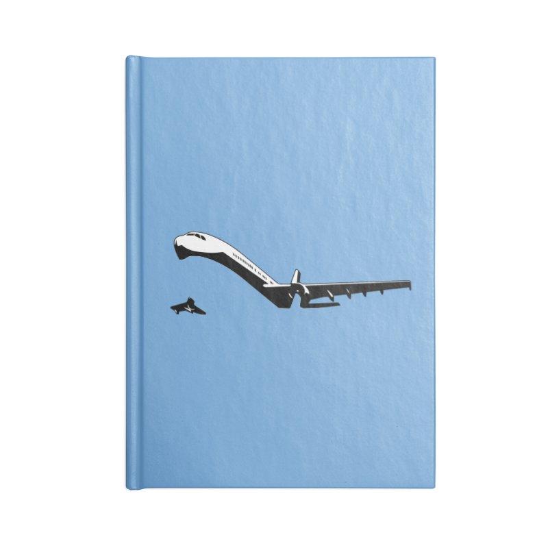 Plane Accessories Notebook by Turkeylegsray's Artist Shop