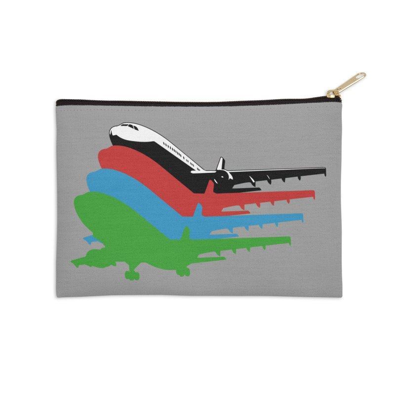 Planes Accessories Zip Pouch by Turkeylegsray's Artist Shop