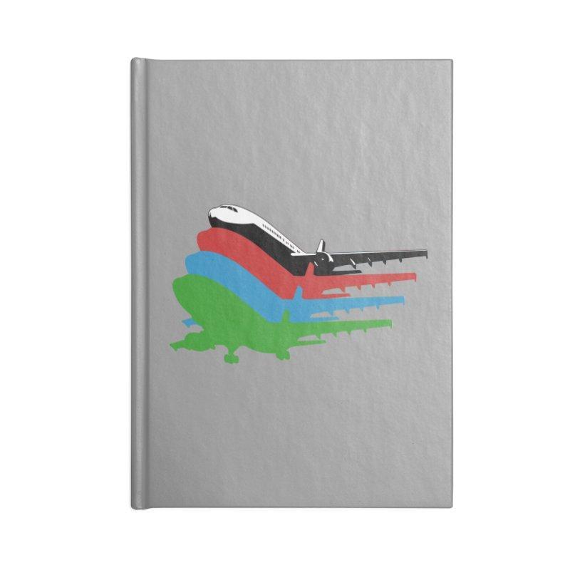Planes Accessories Notebook by Turkeylegsray's Artist Shop