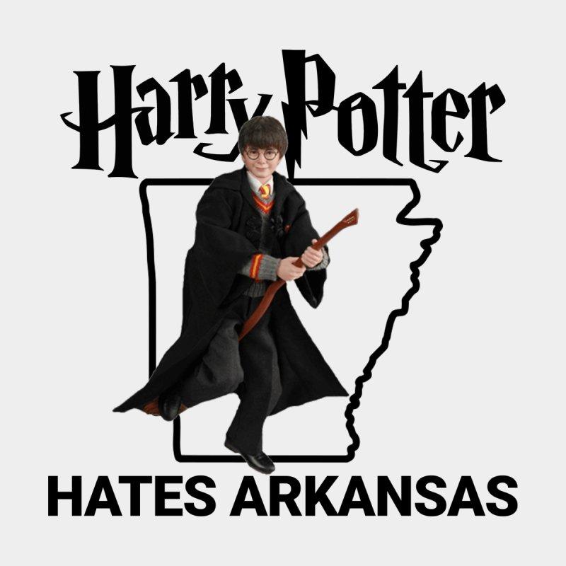 HARRY POTTER HATES ARKANSAS Accessories Skateboard by Turkeylegsray's Artist Shop