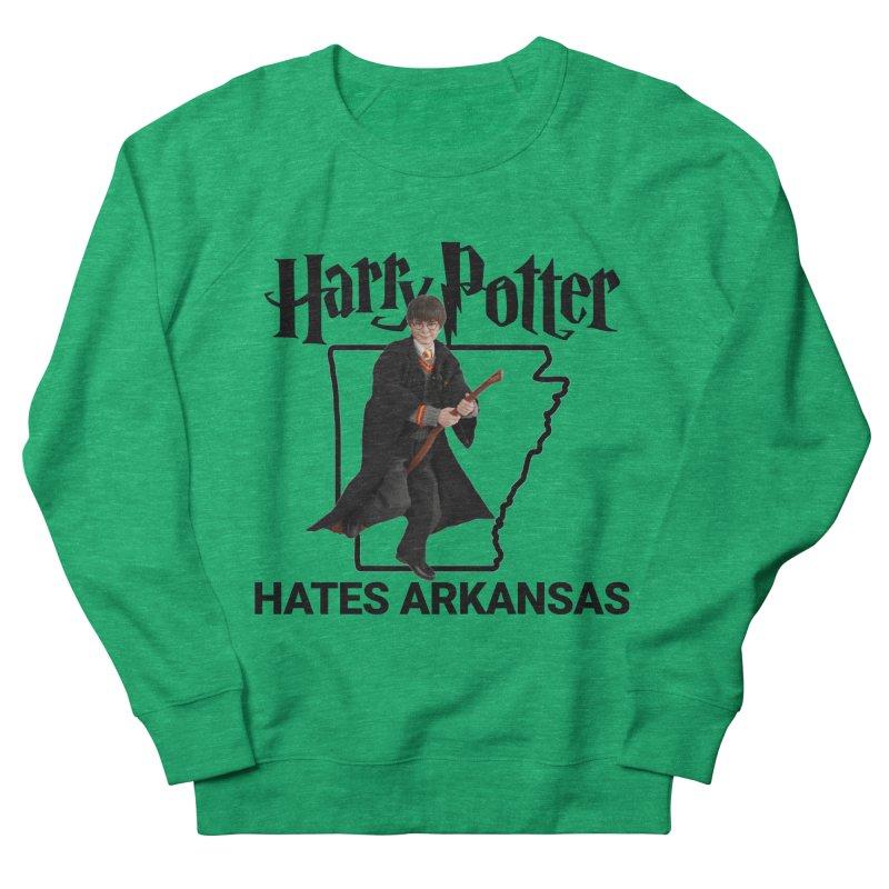 HARRY POTTER HATES ARKANSAS Women's Sweatshirt by Turkeylegsray's Artist Shop