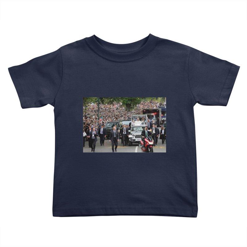 Secret Agent Scooter Scott Kids Toddler T-Shirt by Turkeylegsray's Artist Shop