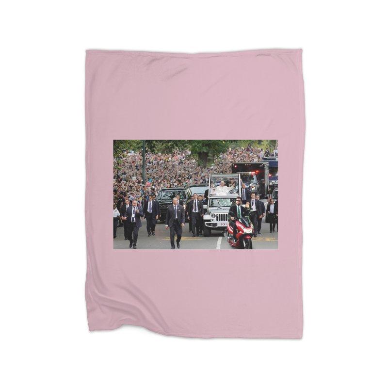 Secret Agent Scooter Scott Home Blanket by Turkeylegsray's Artist Shop