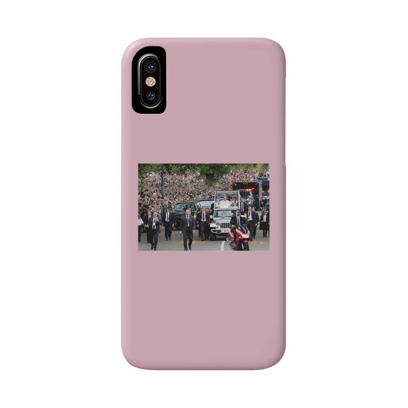 Secret Agent Scooter Scott Accessories Phone Case by Turkeylegsray's Artist Shop