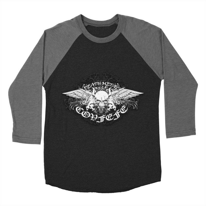 COVFEFE  Women's Baseball Triblend T-Shirt by Turkeylegsray's Artist Shop