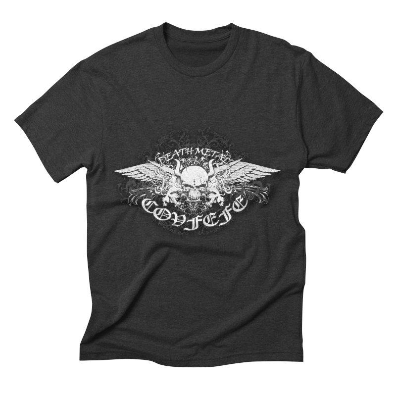 COVFEFE  Men's Triblend T-shirt by Turkeylegsray's Artist Shop