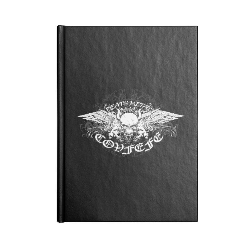 COVFEFE  Accessories Notebook by Turkeylegsray's Artist Shop